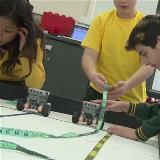 Problem-solving skills with robotics