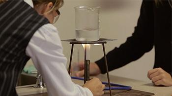 Investigating solids, liquids and gases