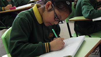 Engaging a maths class